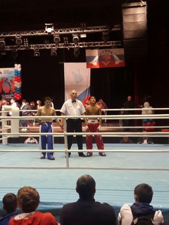 Международный турнир по кикбоксингу «Кубок Петра»